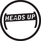 heads Up Logo image
